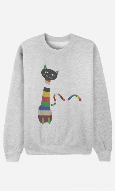 Sweat Homme Gustavo Cat