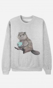 Sweat Homme Beaver