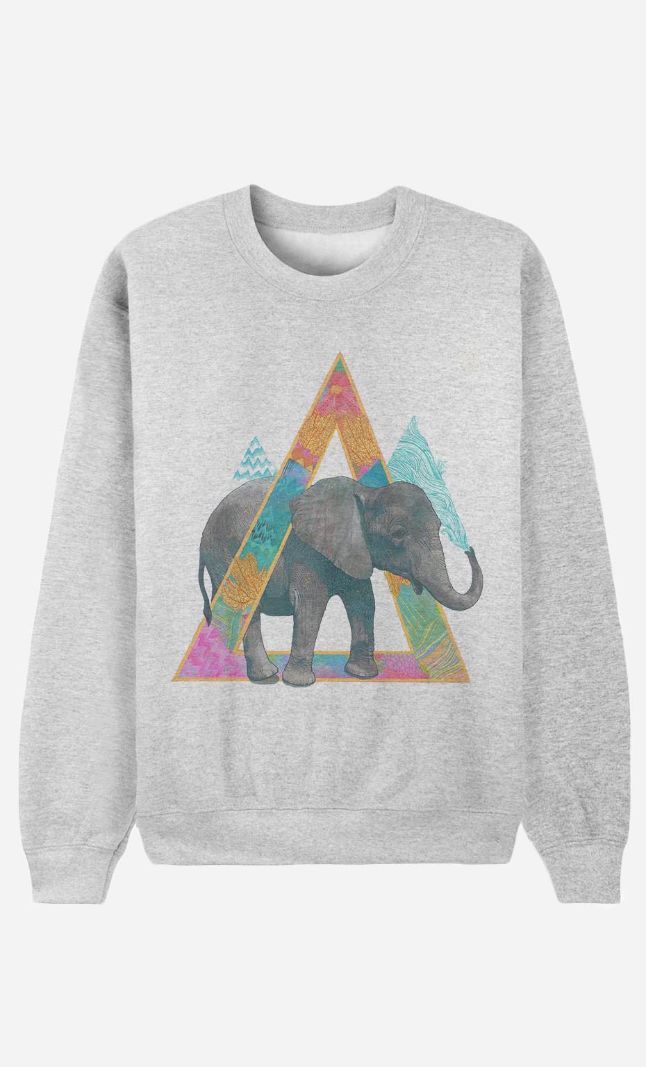 Sweat Homme Elephant