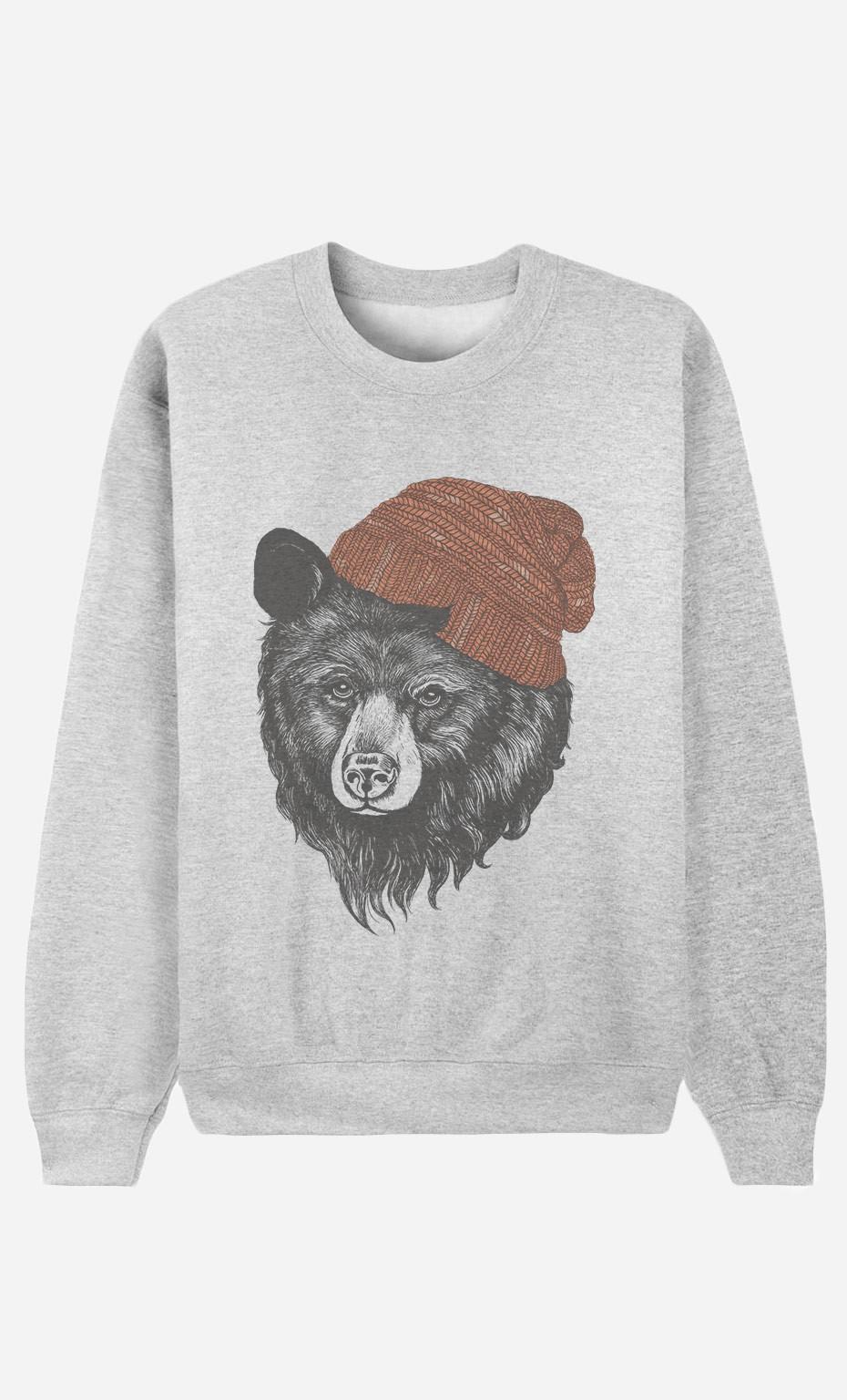 Sweat Homme Bear
