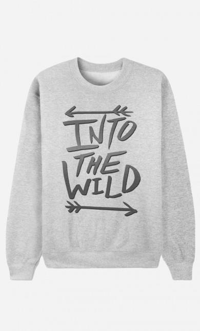 Sweater Into The Wild II