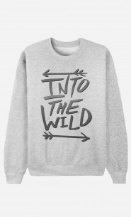 Sweat Homme Into The Wild II