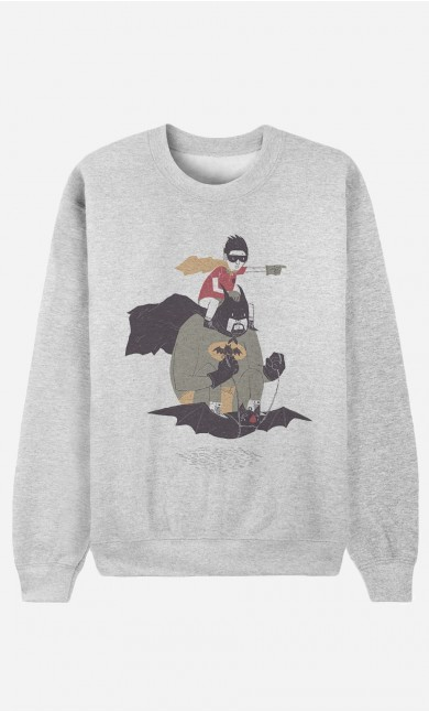 Sweat Batman & Robin
