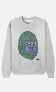 Sweat Homme Hypno Ape