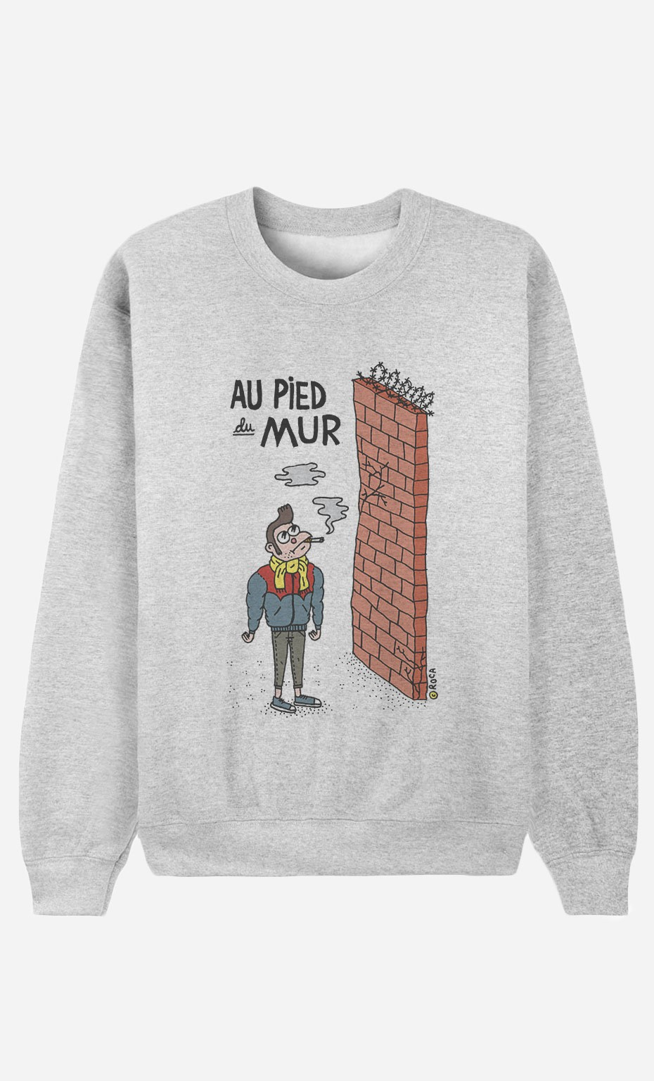 Sweat Au Pied Du Mur