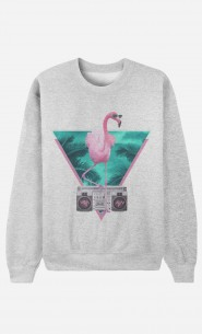 Sweat Homme Flamingo