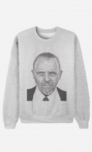 Sweat Homme Anthony Hopkins