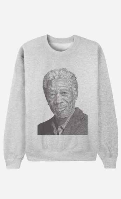 Sweat Morgan Freeman