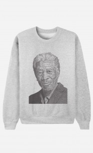 Sweat Morgan Freeman
