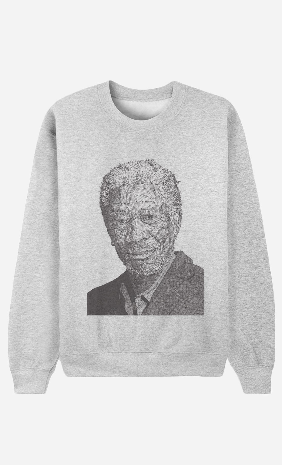 Sweat Homme Morgan Freeman