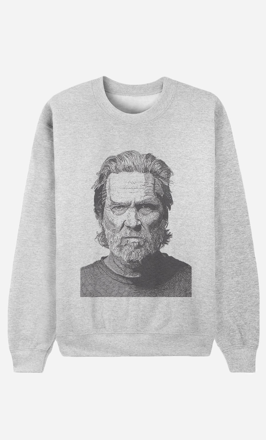 Sweat Homme Jeff Bridges
