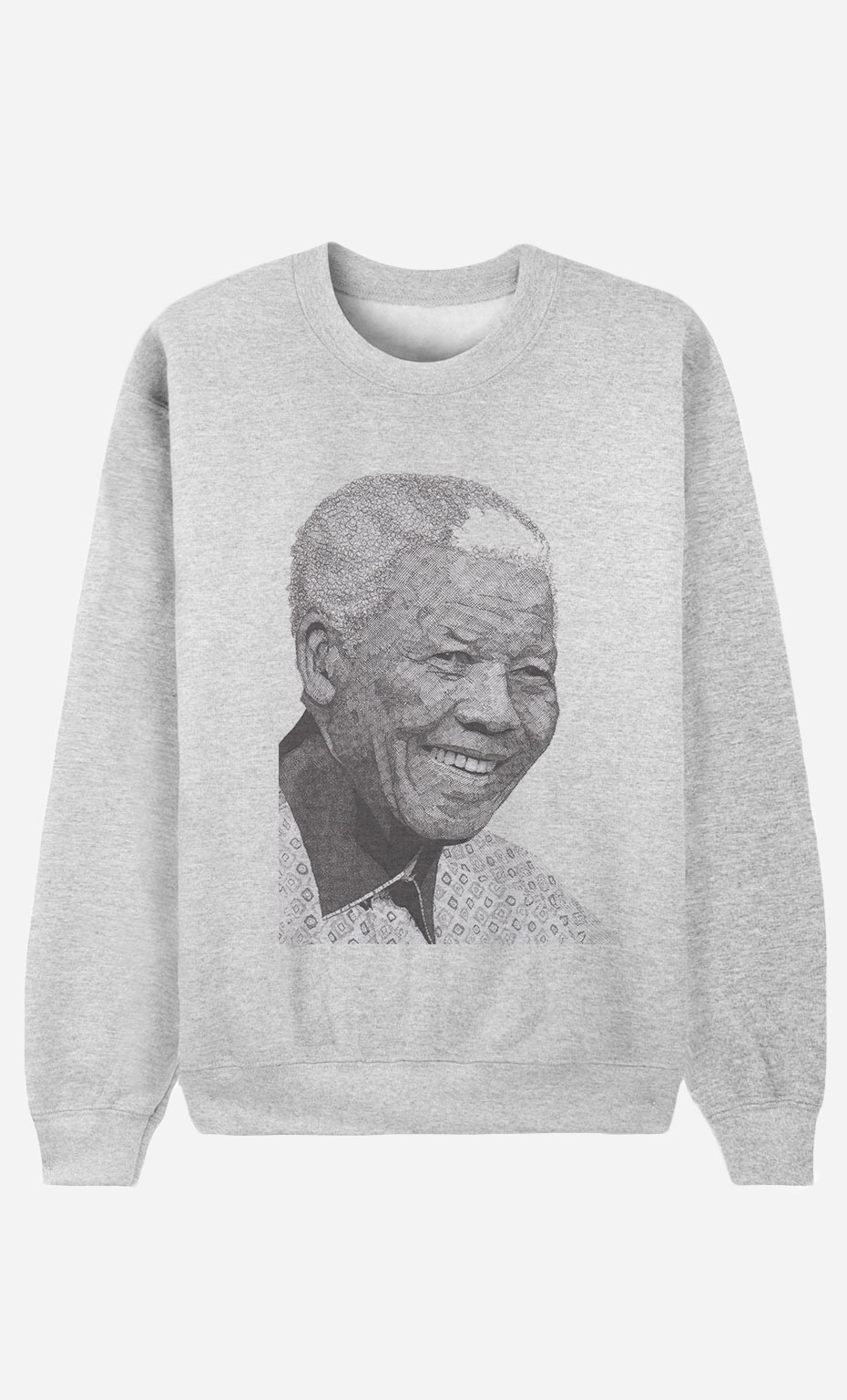 Sweat Nelson Mandela