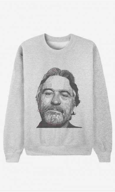 Sweat Homme Robert De Niro