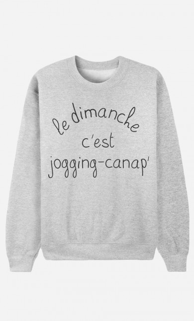 Sweat Jogging Canap
