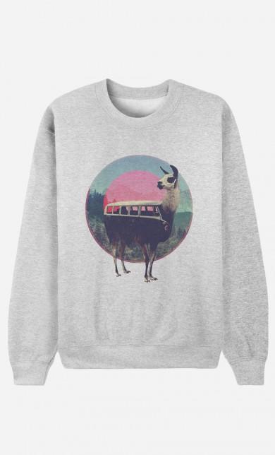 Sweater Combi Lama