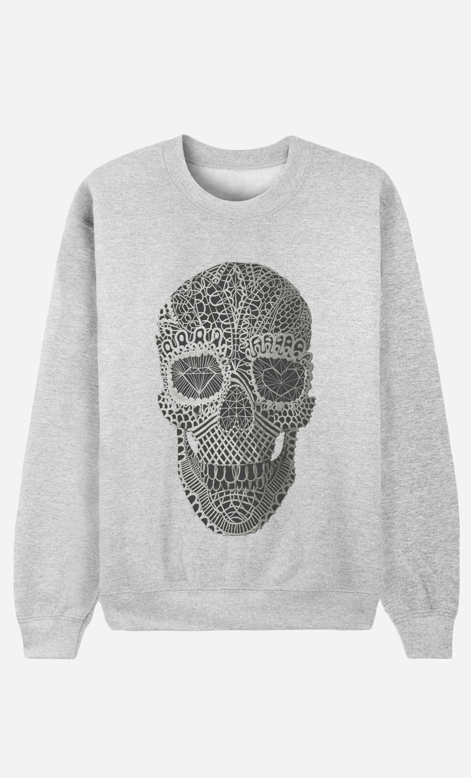 Sweat Lace Skull