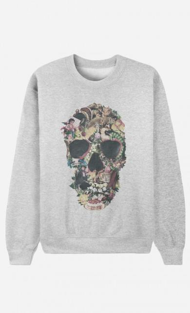 Sweater Vintage Skull