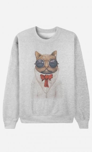 Sweater Astro Cat