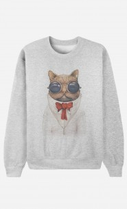 Sweat Astro Cat