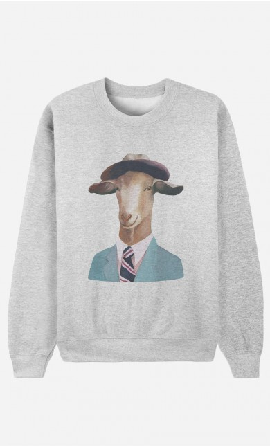 Sweat Femme Goat
