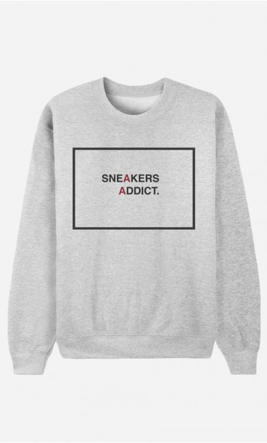 Sweat Femme Sneakers Addict