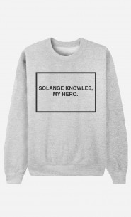 Sweat Femme Solange Knowles