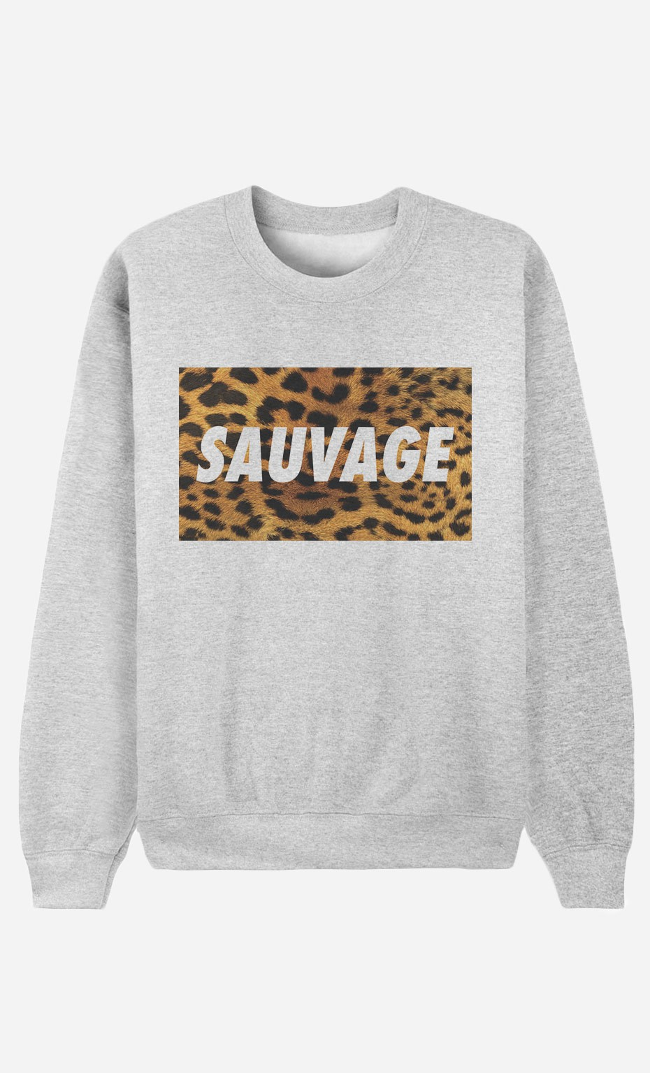 Sweat Femme Sauvage