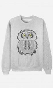 Sweat Femme Snow Owl