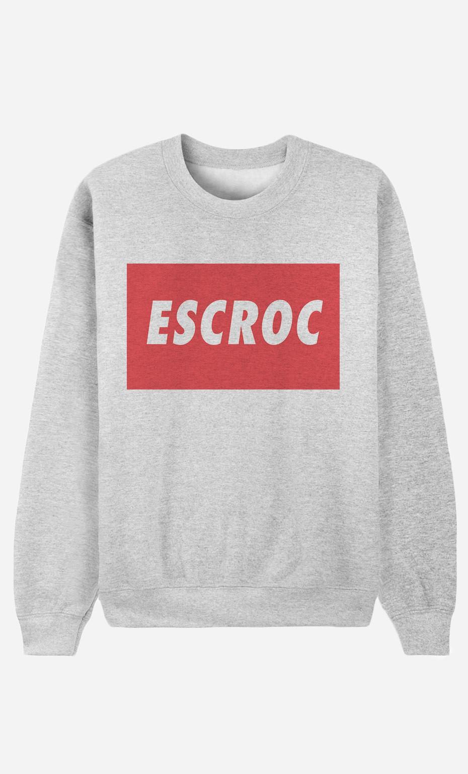 Sweat Femme Escroc