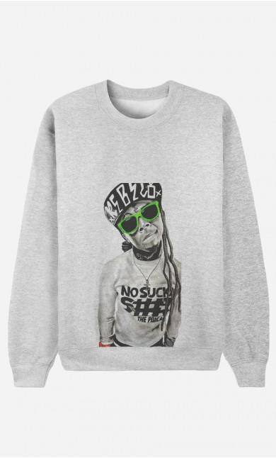 Sweat Femme Lil Wayne