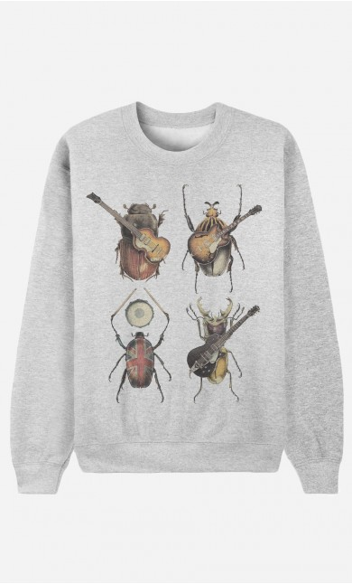Sweat Femme Beetles