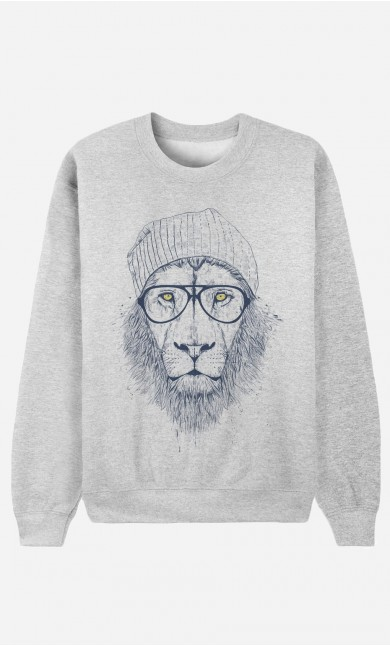 "Sweat Original ""Cool Lion"""
