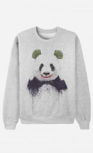 Sweat Femme Joker Panda