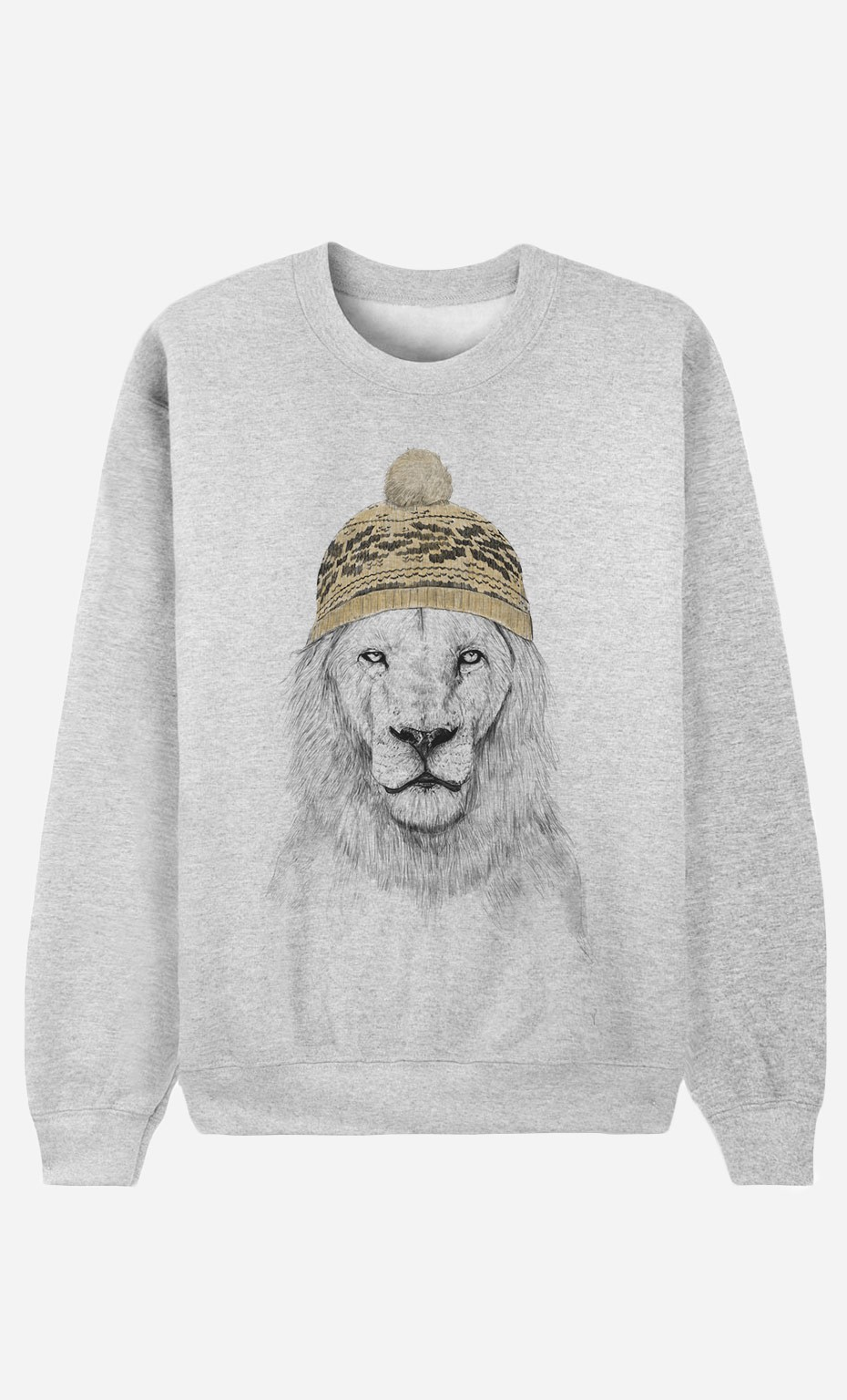 Sweat Femme Imprimé Winter Is Coming