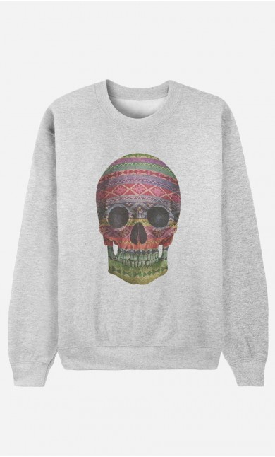 Sweat Navajo Skull