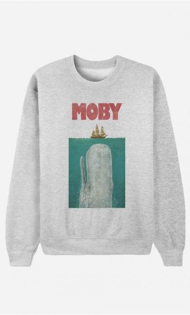 Sweat Femme Moby