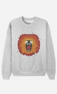 Sweat Femme Lion