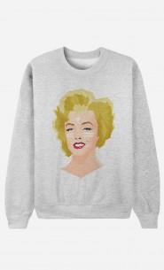 Sweat Femme Marilyn