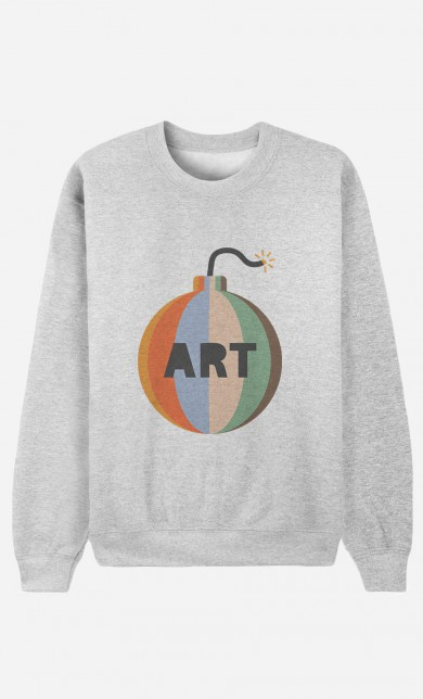 Sweater Art Bomb