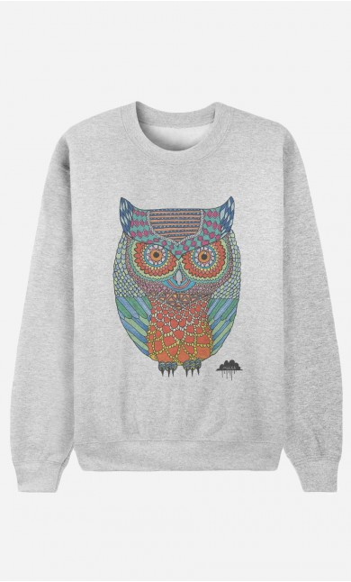 Sweat Femme Ollie The Owl