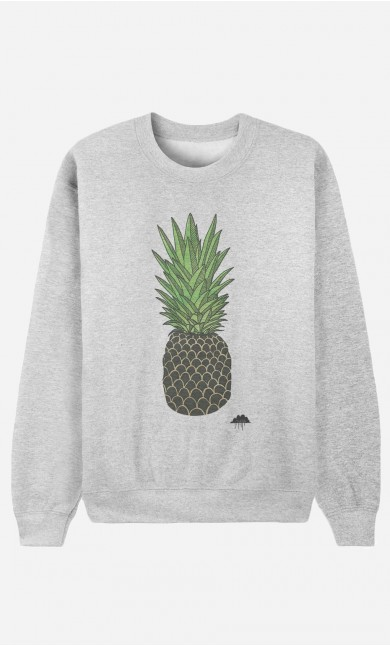 Sweat Femme Pineapple