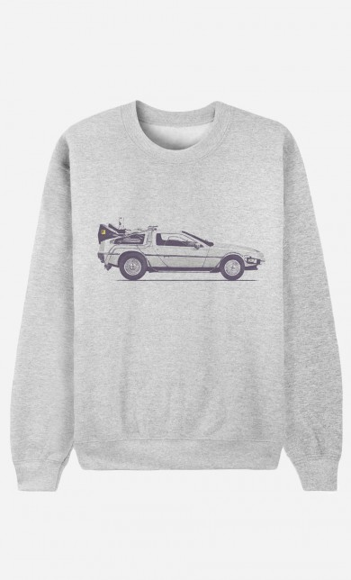 Sweater Delorean