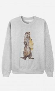 Sweat Femme Otter