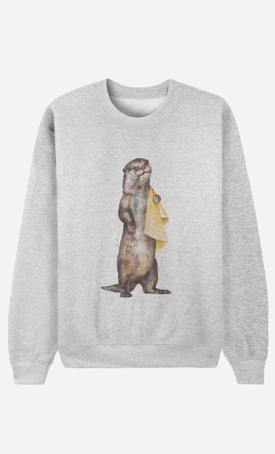 Sweat Otter