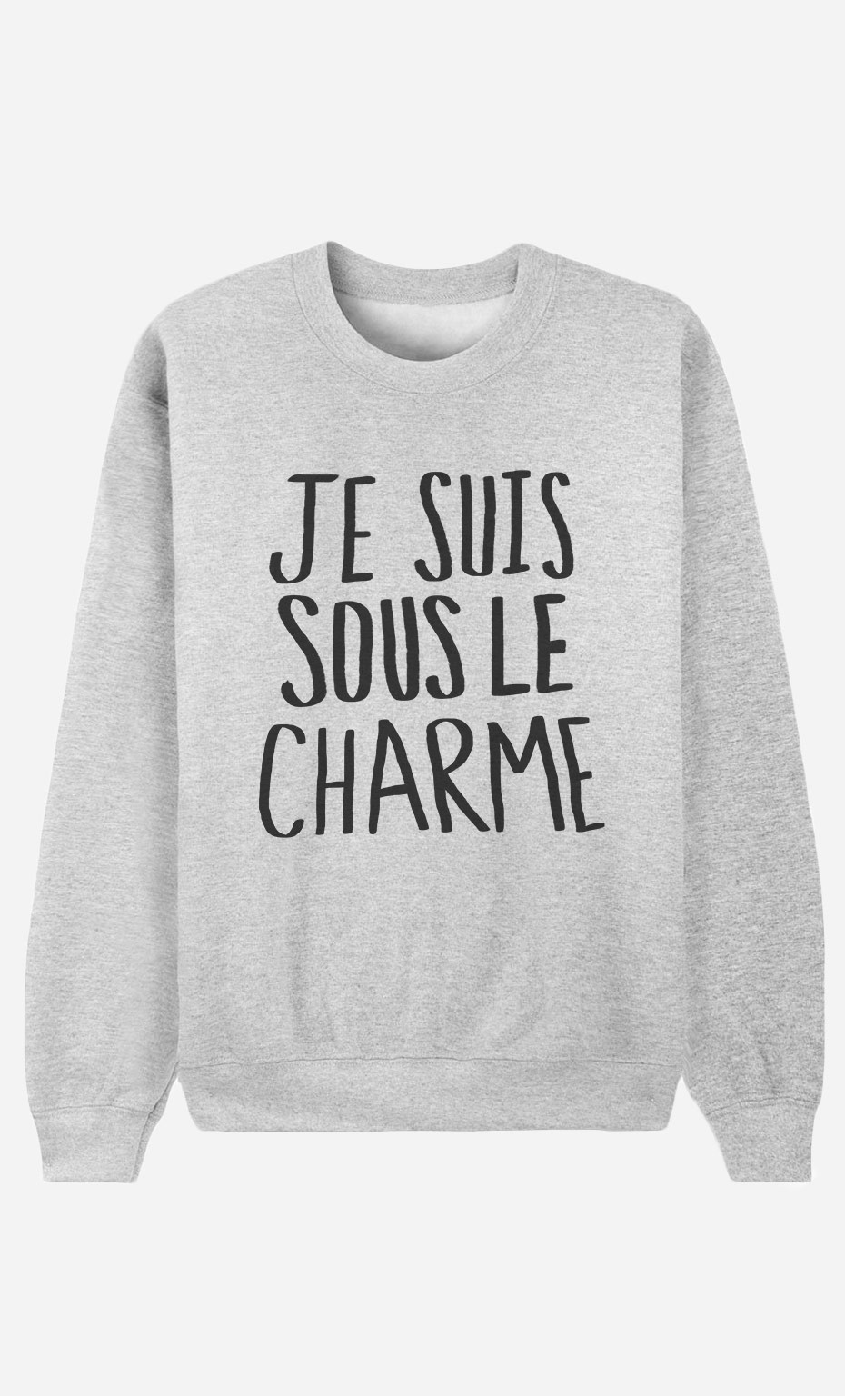 "Sweat Fashion ""Sous Le Charme"""
