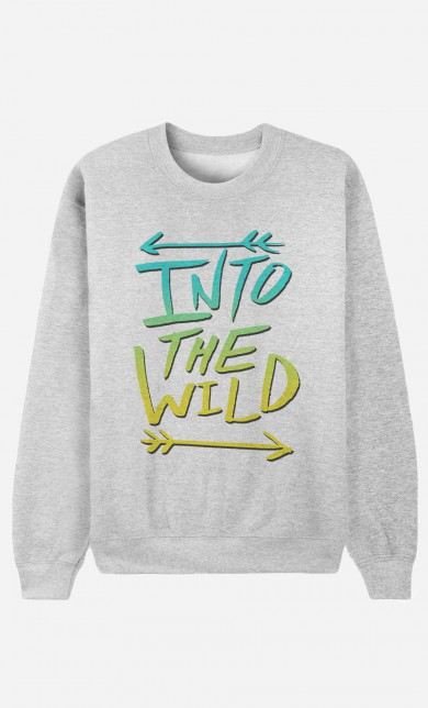 Sweater Into The Wild