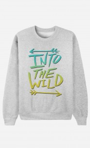 Sweat Femme Into The Wild