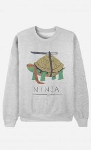 Sweat Femme Ninja Turtle