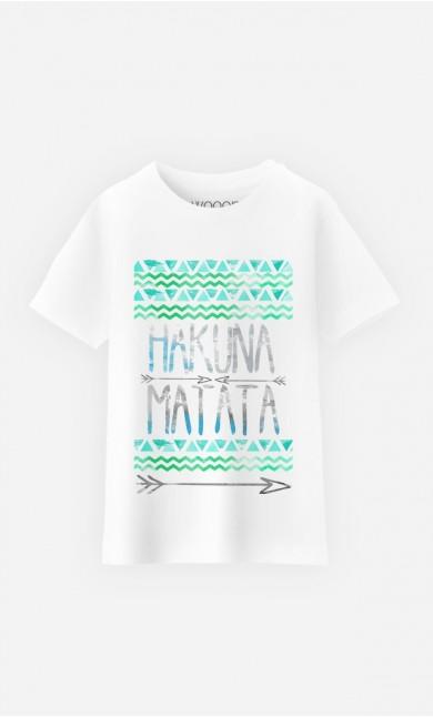 T-Shirt Enfant Hakuna Matata