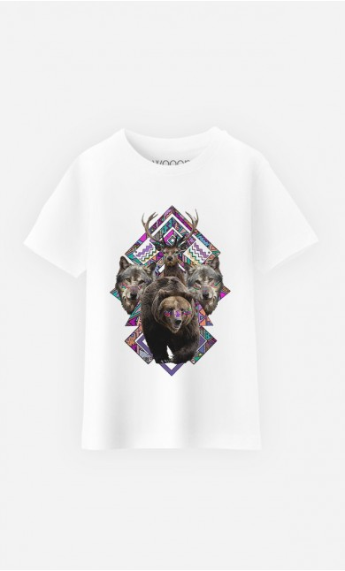 T-Shirt Enfant Nanukkk